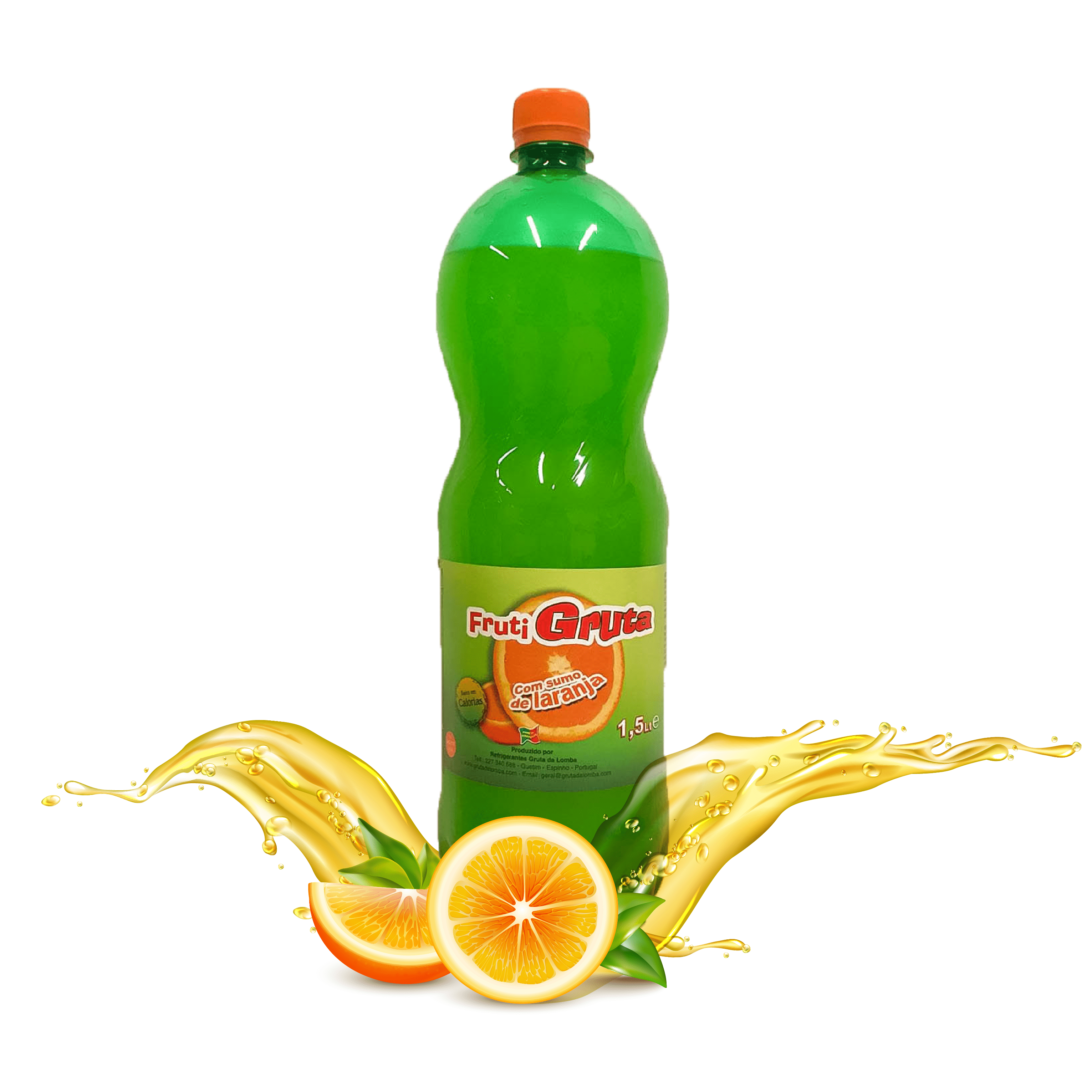 FRUTIGRUTA laranja gruta da lomba