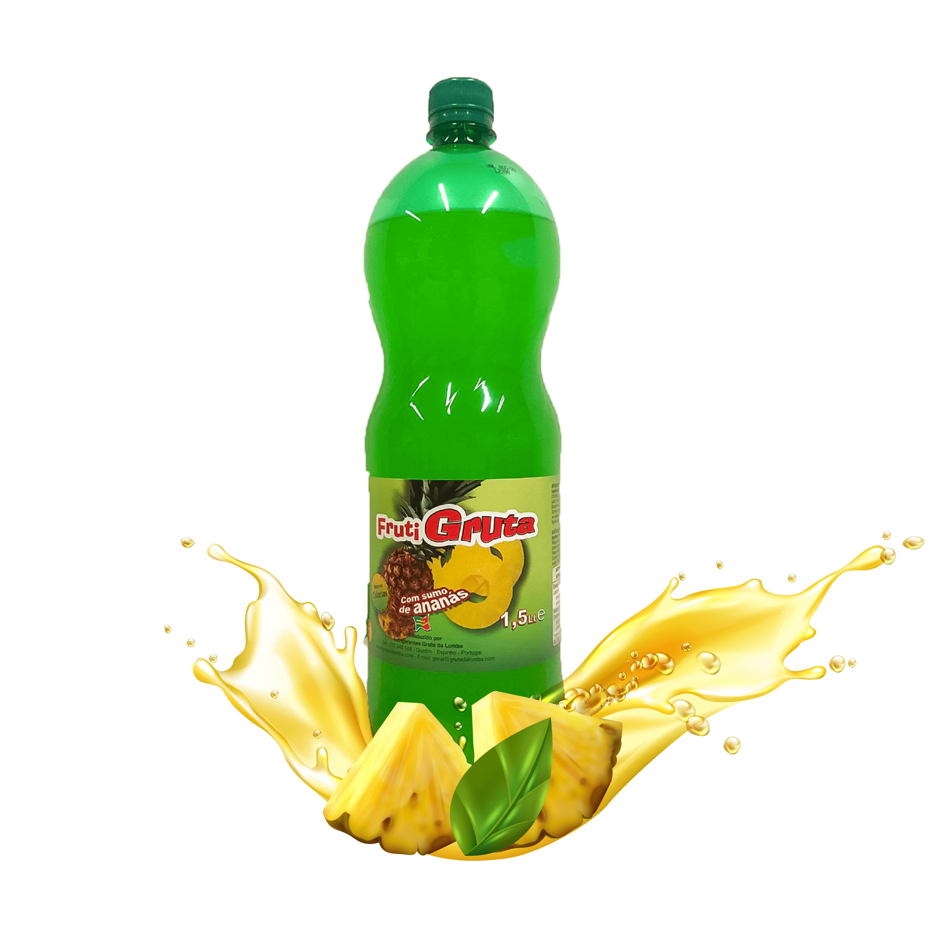 frutigruta ananas gruta da lomba