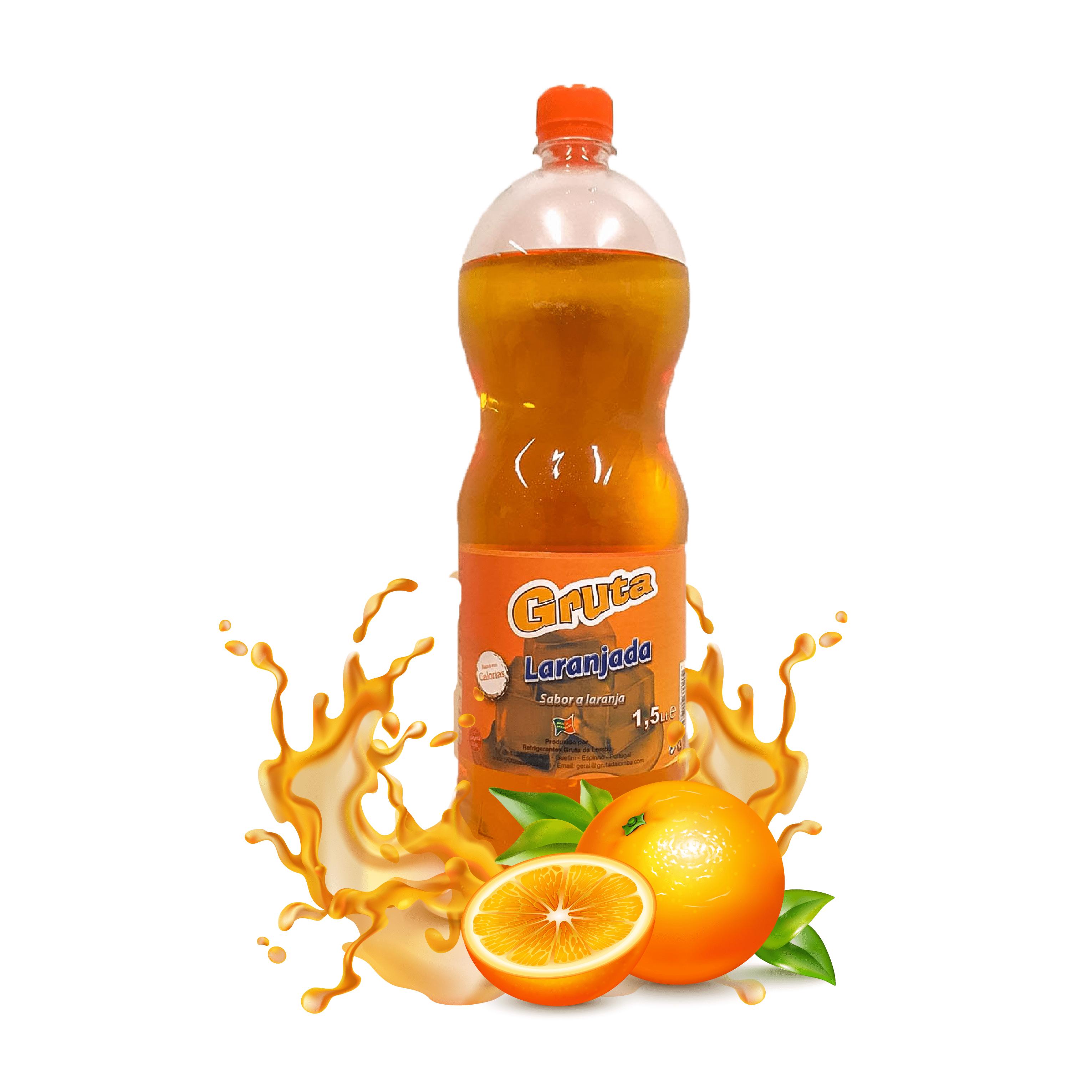 laranjada gruta da lomba